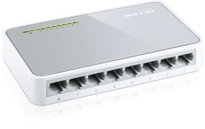 Slika TP Link TL-SF1008D Unmanaged 10/100M Switch