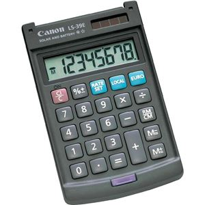 Slika Canon LS-39E Calculator Digitron